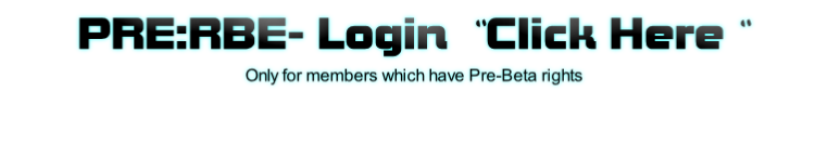 "PRE:RBE- Login ""Click Here""